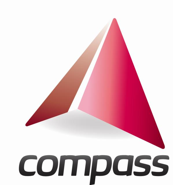 Compass Front Cover Logo